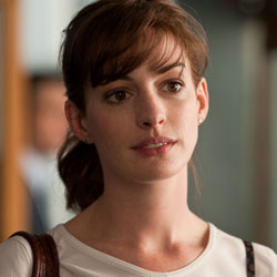Interview one days anne hathaway little miss critical its hard to imagine a successful actress like anne hathaway feeling insecure ever since her big screen debut back in 2001 in the princess diaries publicscrutiny Gallery